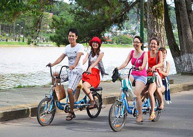Đà Lạt (Lâm Đồng): Lượng khách du lịch 9 tháng đầu năm 2012 tăng 17%